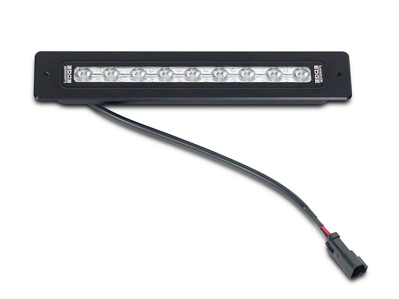 Putco 10 in. Luminix EDGE High Power LED Flush Mount Light Bar (97-18 All)