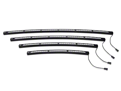 Putco 30 in. Luminix EDGE High Power Curved LED Light Bar (97-18 All)