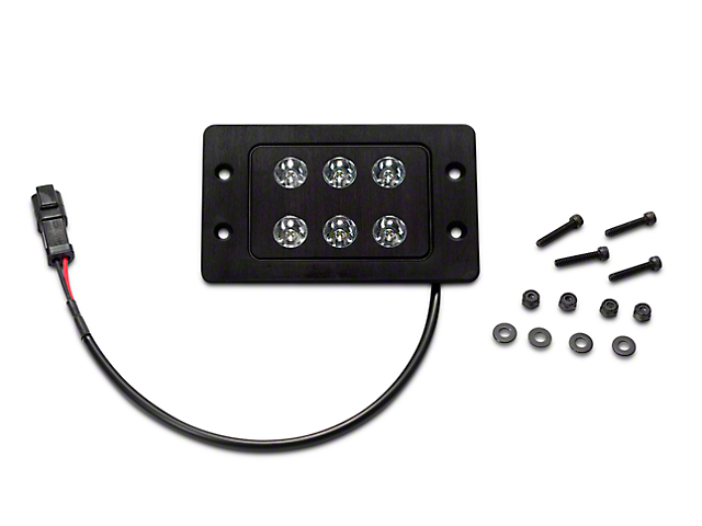 Putco 6 in. Luminix High Power 6 LED Flush Mount Light Bar (97-18 F-150)