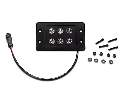 Putco 6 in. Luminix High Power 6 LED Flush Mount Light Bar (97-17 All)