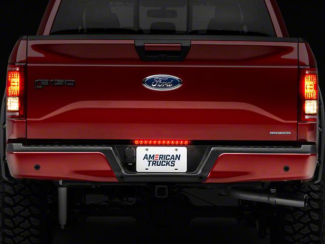Putco 15 in. Mini Tailgate Light Bar - Ion Chrome (97-18 F-150)