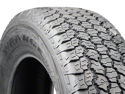 Goodyear Wrangler A/T Adventure Tire (Available From 29 in. to 35 in. Diameters)