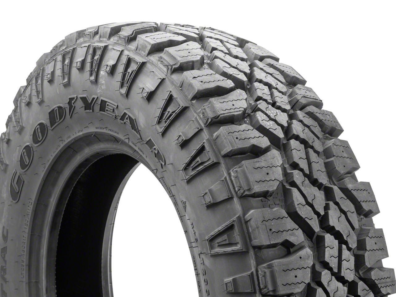 Goodyear Wrangler DURATRAC Tire - 275/60R20