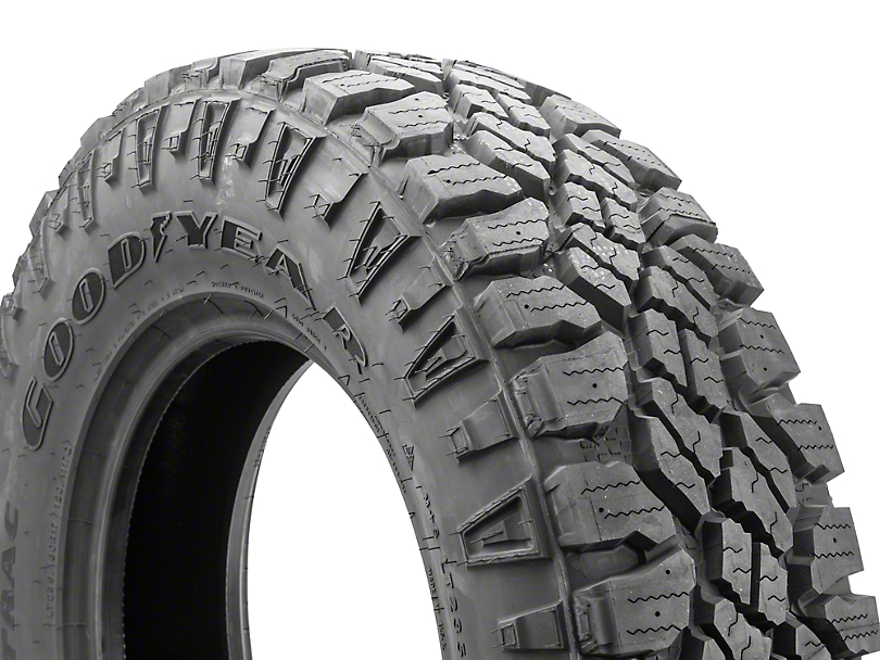 Goodyear Wrangler DURATRAC Tire (Available in Multiple Sizes)