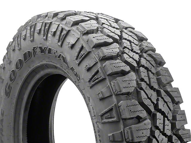 Goodyear F 150 Wrangler Duratrac Tire T532124 Available