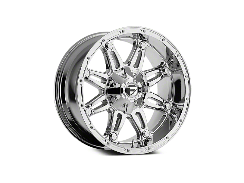 Fuel Wheels Hostage Chrome 6-Lug Wheel - 22x9.5 (04-17 All)