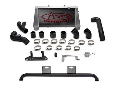 Addictive Desert Designs Intercooler & Adaptive Cruise Control Relocation Kit