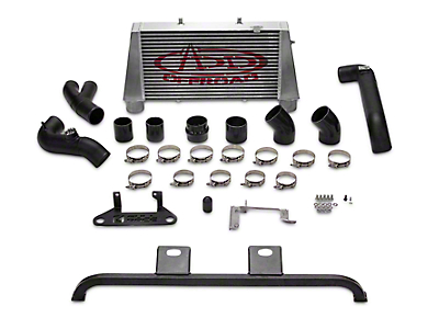 Addictive Desert Designs Intercooler & Adaptive Cruise Control Relocation Kit (17-19 F-150 Raptor)