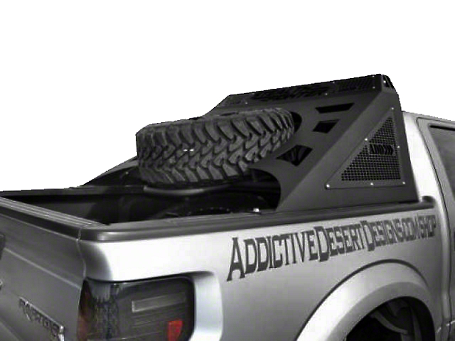 Addictive Desert Designs Stealth Fighter Chase Rack (04-18 F-150)