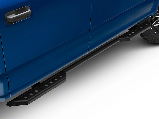 Addictive Desert Designs Stealth Side Step Bars (15-18 SuperCab, SuperCrew)