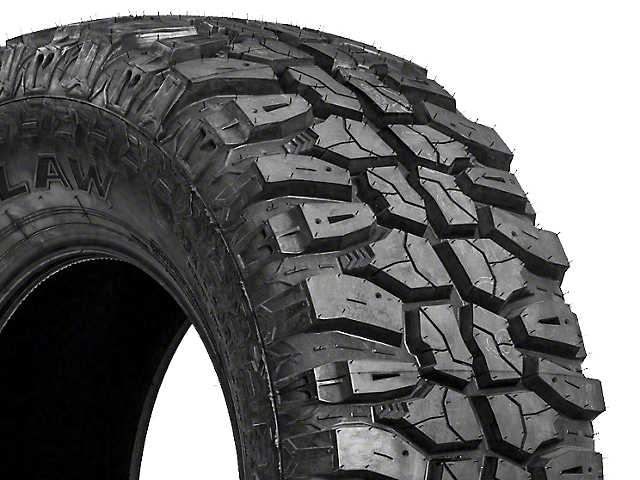 Mudclaw Extreme M/T Tire (Available From 31 in. to 35 in. Diameters)