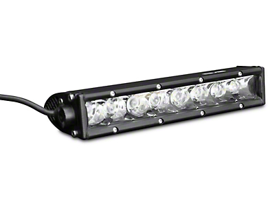 DV8 Off-Road 10 in. SL8 Slim Series LED Light Bar - Spot Beam (97-17 All)