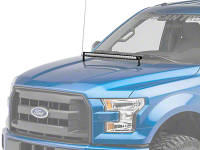 DV8 Off-Road 30 in. SL8 Slim Series LED Light Bar - Spot Beam (97-18 F-150)