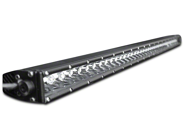 DV8 Off-Road 40 in. SL8 Slim Series LED Light Bar - Spot Beam (97-18 All)