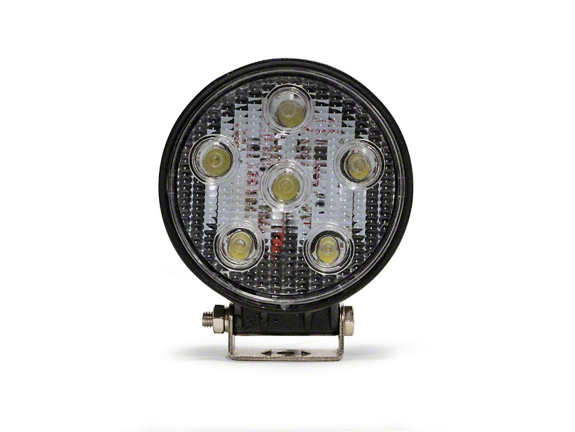DV8 Off-Road 5 in. Round LED Light - Spot Beam (97-18 F-150)