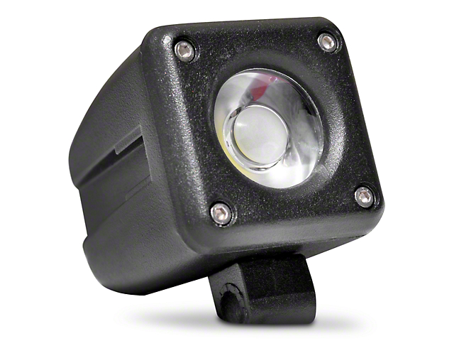 DV8 Off-Road 2 in. Square LED Light - Spot Beam (97-17 All)