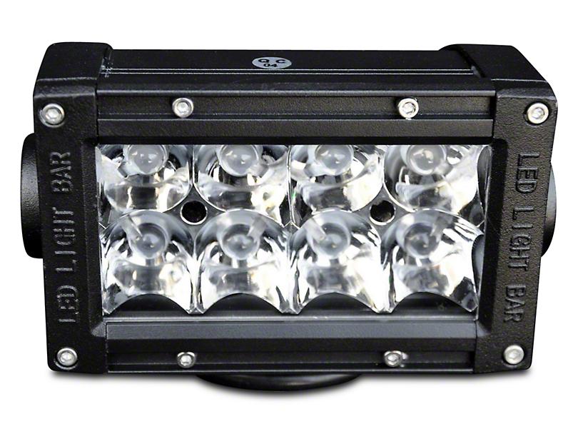 DV8 Off-Road 12 in. Chrome Series LED Light Bar - Flood/Spot Combo (97-18 F-150)