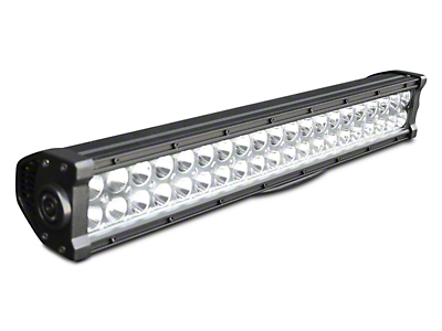DV8 Off-Road 20 in. Chrome Series LED Light Bar - Flood/Spot Combo (97-18 All)