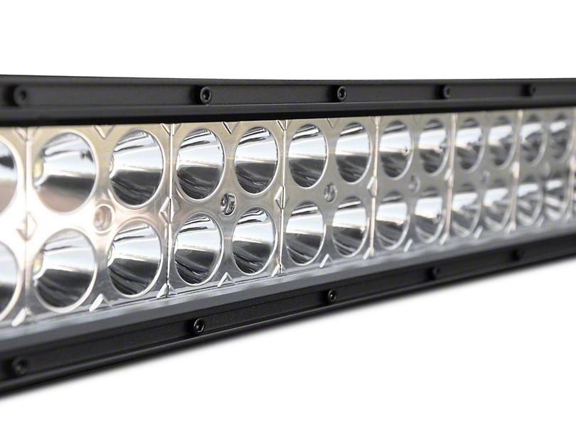 DV8 Off-Road 30 in. Chrome Series LED Light Bar - Flood/Spot Combo (97-17 All)