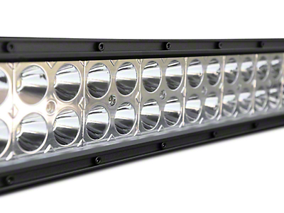 DV8 Off-Road 30 in. Chrome Series LED Light Bar - Flood/Spot Combo (97-18 F-150)