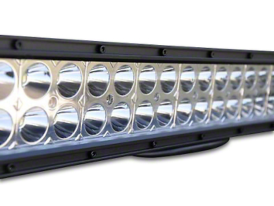 DV8 Off-Road 50 in. Chrome Series LED Light Bar - Flood/Spot Combo