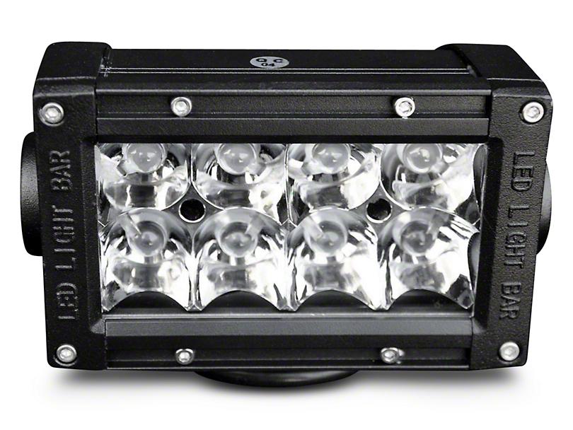 DV8 Off-Road 5 in. Chrome Series LED Light Bar - Flood/Spot Combo (97-18 All)