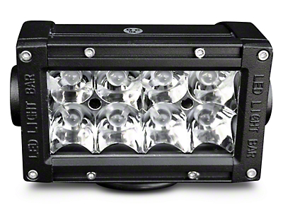DV8 Off-Road 5 in. Chrome Series LED Light Bar - Flood/Spot Combo (97-18 F-150)