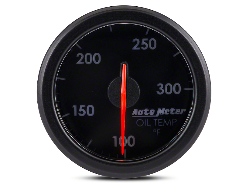 Auto Meter AirDrive Oil Temperature Gauge - Electrical (97-17 All)