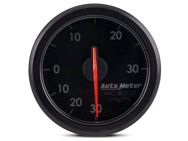 Auto Meter AirDrive Boost/Vac Gauge - Electrical (97-19 F-150)