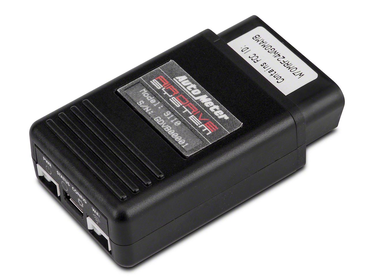 Auto Meter AirDrive WiFi OBD-II Control Module (97-18 All)