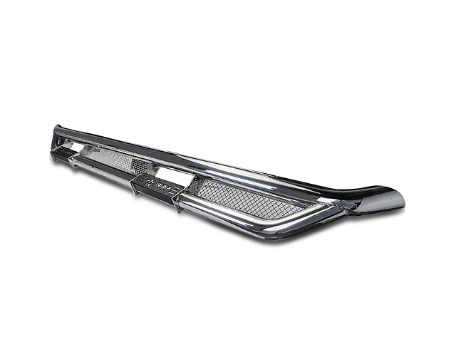 RBP RX-3 Side Step Bars - Stainless Steel (04-08 F-150 SuperCrew)