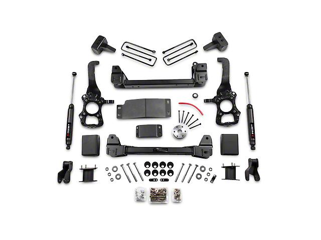 RBP 4 in. Suspension Lift Kit w/ Shocks (15-18 4WD F-150, Excluding Raptor)