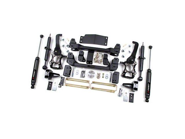 RBP 6 in. Suspension Lift Kit w/ Shocks (09-14 4WD F-150, Excluding Raptor)