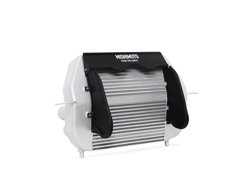 Mishimoto Performance Intercooler - Silver (11-14 3.5L EcoBoost)