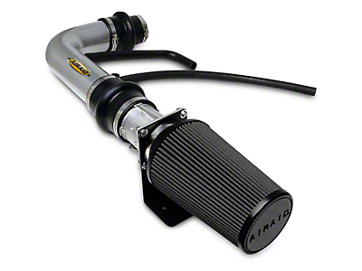 Airaid Silver Classic Performance Cold Air Intake w/ Black SynthaMax Dry Filter (97-03 5.4L)