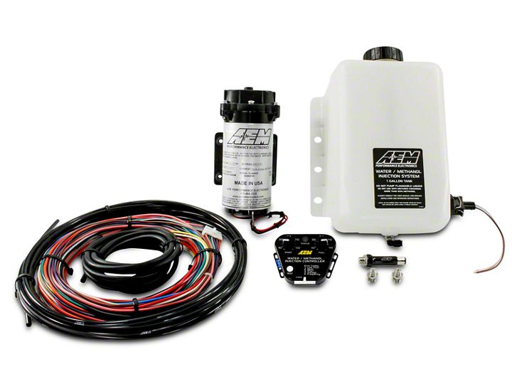 How To Install Aem Electronics V2 Water  Methanol Injection