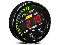 AEM Electronics X-Series Temperature Gauge; Electrical (Universal; Some Adaptation May Be Required)