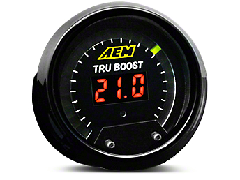 AEM Electronics Tru-Boost Controller Gauge - Electrical (97-18 All)