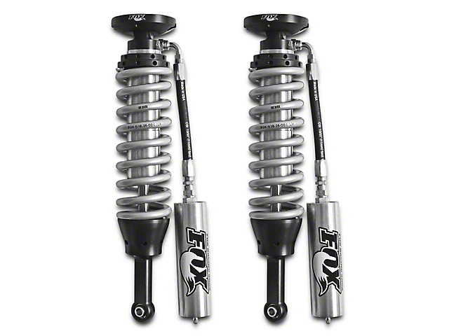 FOX 2.5 Factory Series Front Coil-over Reservoirs for 4-6 in. Lift (15-18 F-150, Excluding Raptor)