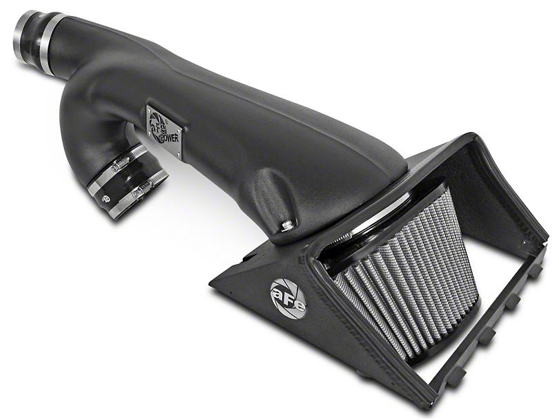 AFE Magnum FORCE Stage 2 Pro DRY S Cold Air Intake - Black (12-14 3.5L EcoBoost F-150)