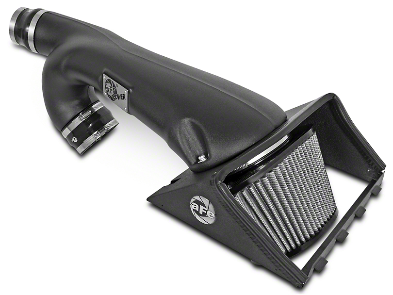 AFE Magnum FORCE Stage 2 Cold Air Intake w/ Pro DRY S Filter - Black (12-14 3.5L EcoBoost F-150)