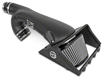 AFE Magnum FORCE Stage 2 Pro DRY S Cold Air Intake (12-14 3.5L EcoBoost)