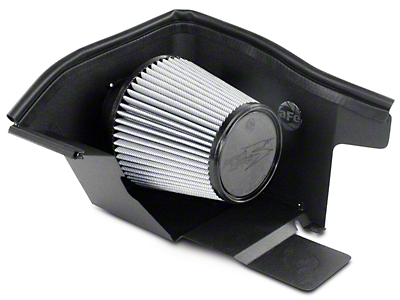 AFE Magnum FORCE Stage 1 Pro DRY S Cold Air Intake - Black (99-03 F-150 Lightning; 02-03 F-150 Harley Davidson)