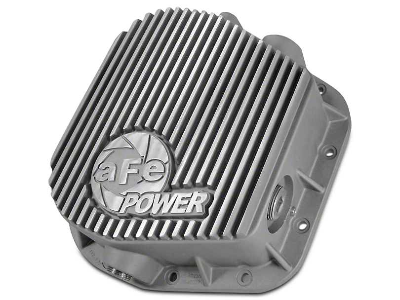 AFE Street Series Rear Differential Cover - 9.75 in. (97-18 F-150)