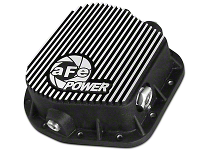 AFE Pro Series Rear Differential Cover - 9.75 in. (97-17 All)