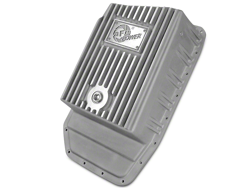 AFE Transmission Pan - Raw (09-17 w/ 6R80 Transmission)