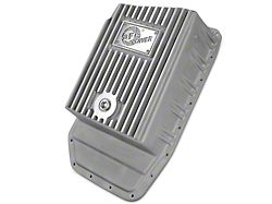 AFE Transmission Pan - Raw (09-19 F-150 w/ 6R80 Transmission)