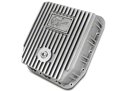 AFE Transmission Pan - Raw (97-05 F-150 w/ 4R70W Transmission)