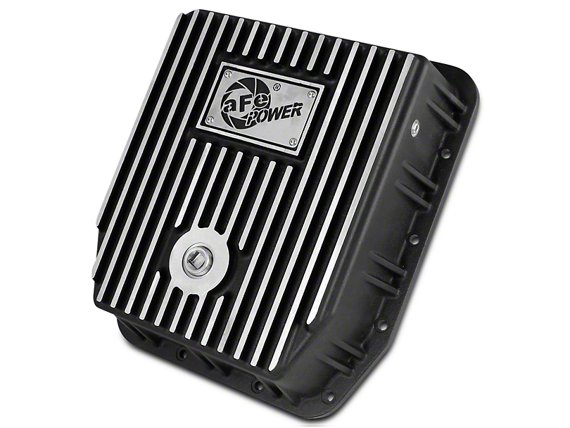 AFE Transmission Pan - Black (97-05 w/ 4R70W Transmission)