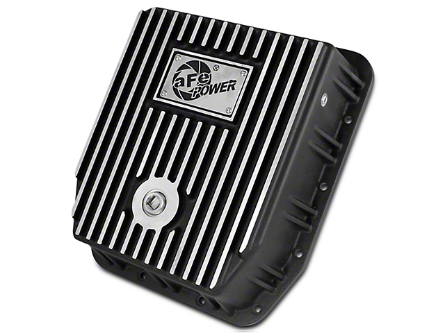 AFE Transmission Pan - Black (97-05 F-150 w/ 4R70W Transmission)